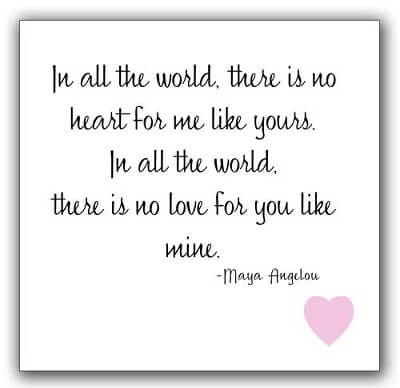 You and me quotes