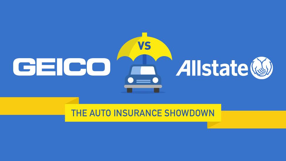 State Farm Life Insurance Reviews >> GEICO® vs. Allstate®: The Auto Insurance Showdown - Quote.com®